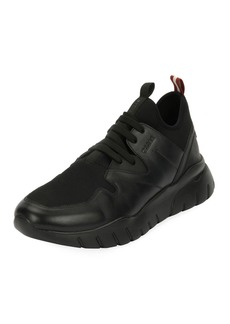 Bally Men's Biffy Sock Running Sneakers