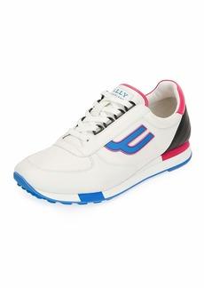 Bally Men's Gavino Retro Running Sneakers