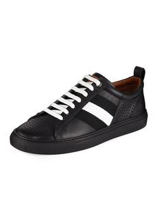 Bally Men's Henton Low-Top Sneakers  Black