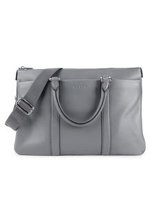 Bally Minerbio Leather Briefcase