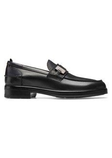Bally Montreal Moe Leather Loafers