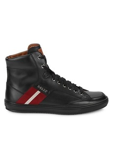Bally Oldani High-Top Sneakers