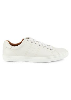 Bally Orivel Leather Sneakers