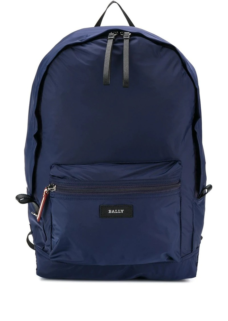Bally packable softshell backpack