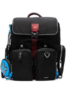 Bally Peakk multi-pocket backpack