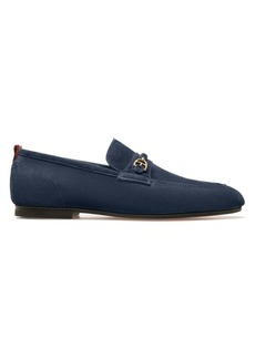 Bally Plintor Suede Loafers
