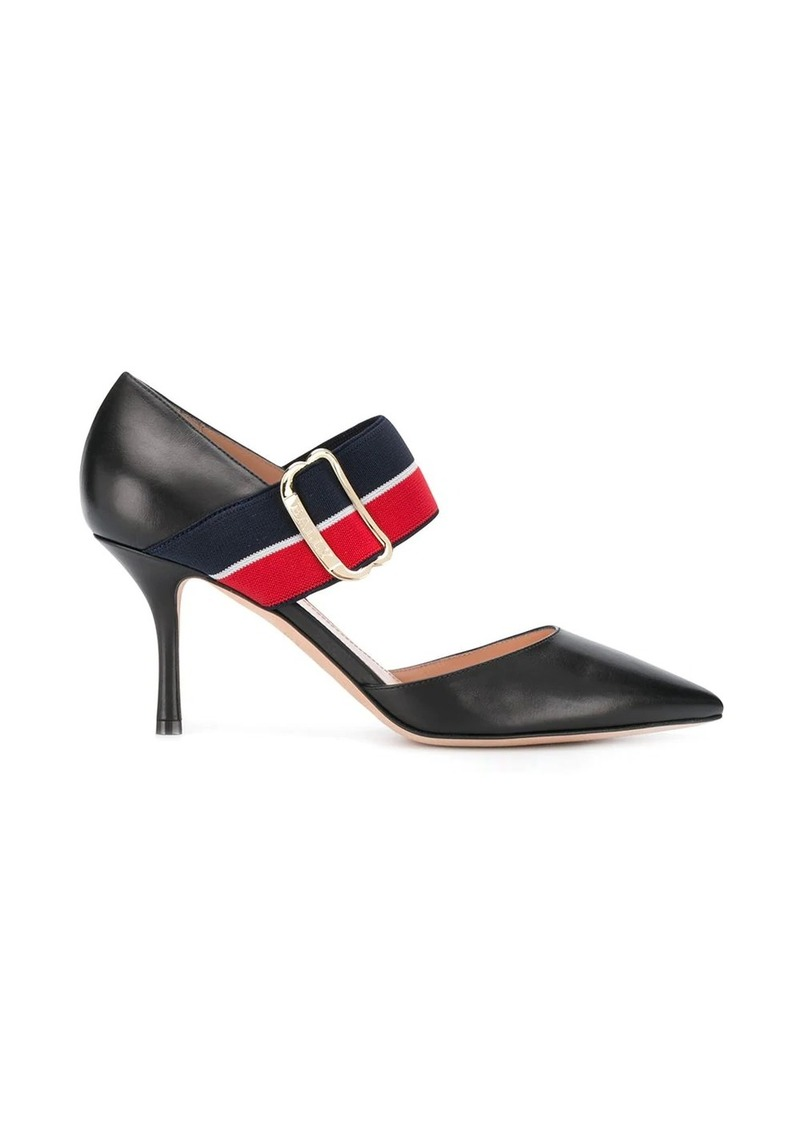 Bally pointed pumps