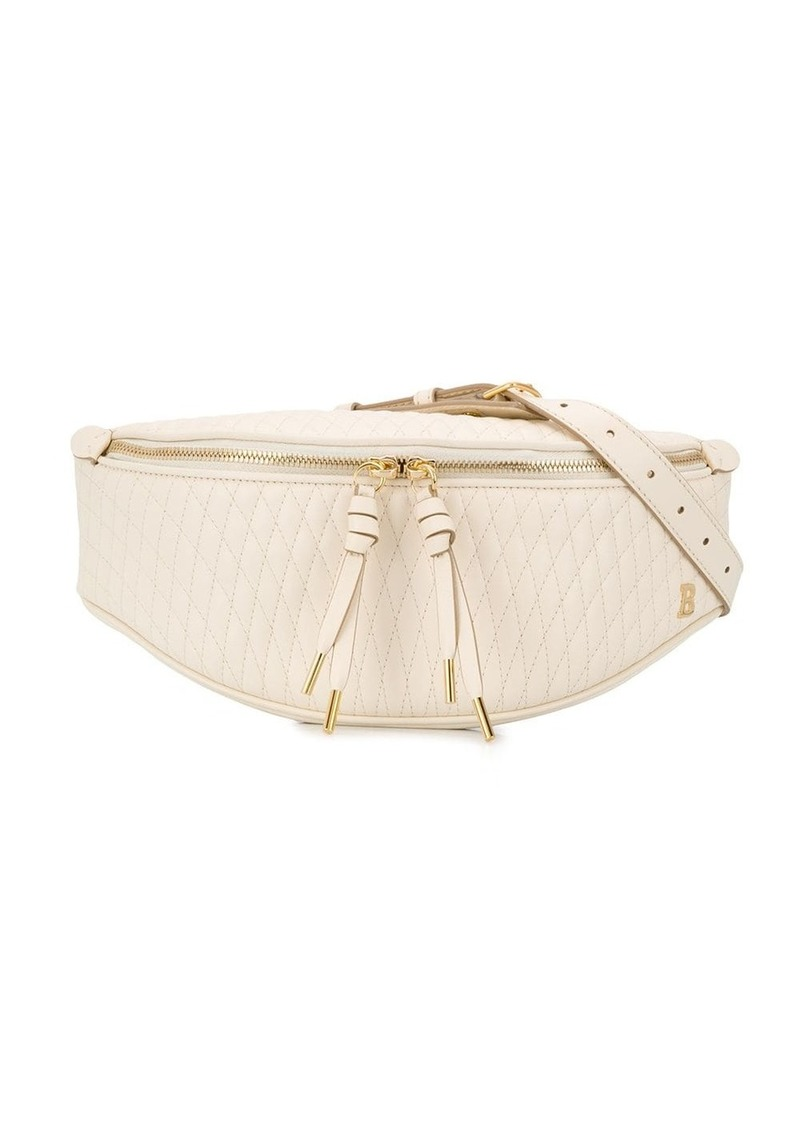 Bally quilted belt bag
