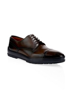 Bally Reigan Cap Toe Oxfords
