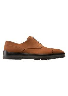 Bally Renoir Reigan Suede Derby Shoes