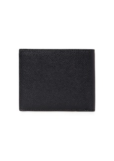 Bally Pebbled Leather Classic Wallet