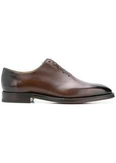 bf9bceac352 Bally Renno City Leather Penny Loafers
