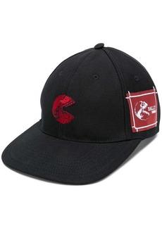 Bally skull patch cap