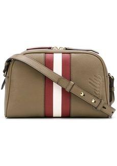 Bally stripe crossbody bag