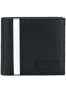 Bally stripe detail wallet