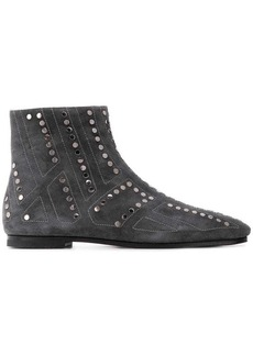 Bally studded ankle boots