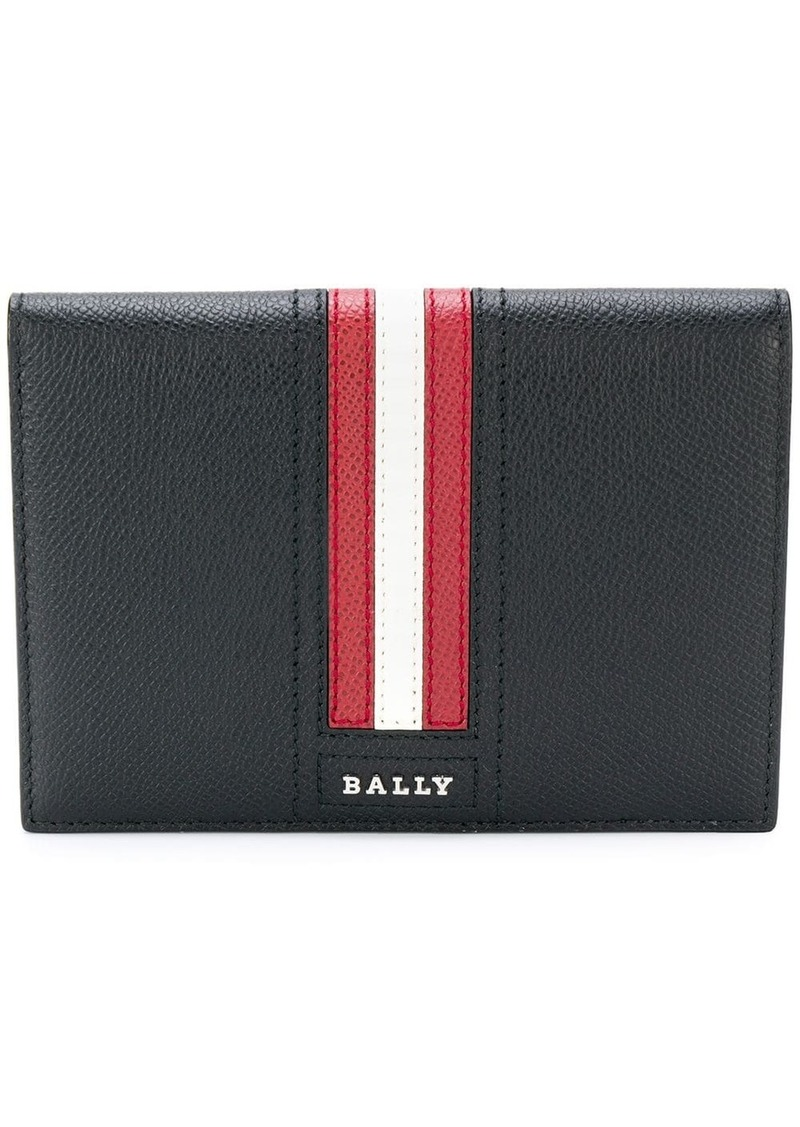 Bally Talknis striped cardholder