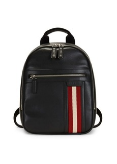 Bally Tarrot Leather Backpack