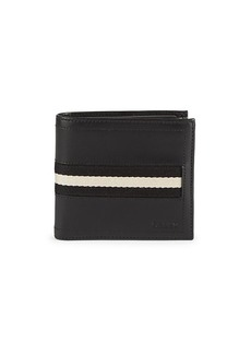 Bally Tollen Leather Foldable Wallet
