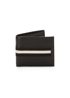 Bally Leather Billfold Wallet
