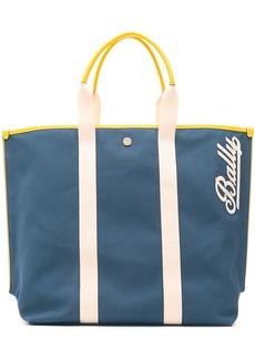 Bally top handles tote bag