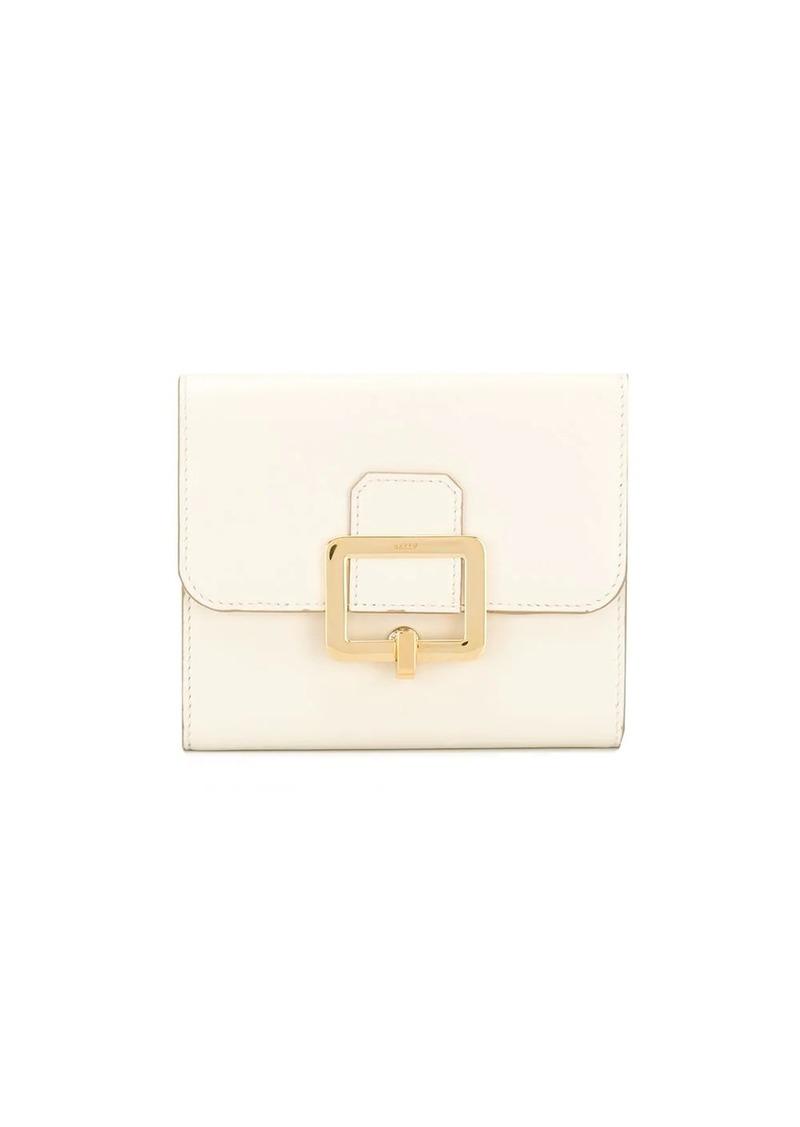 Bally trifold purse
