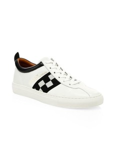 Bally Vita Parcours Leather Low Top Sneakers