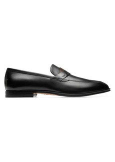Bally Westminster Welney Leather Penny Loafers