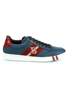 Bally Wilsy Leather Sneakers