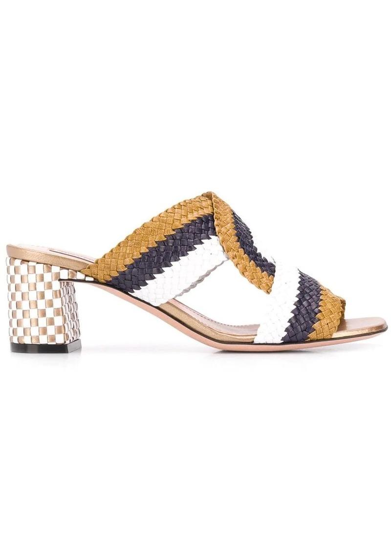 Bally woven sandals
