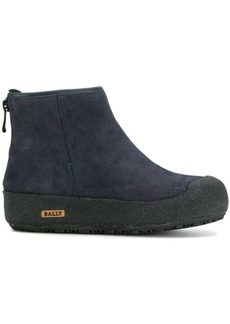 Bally zipped boots