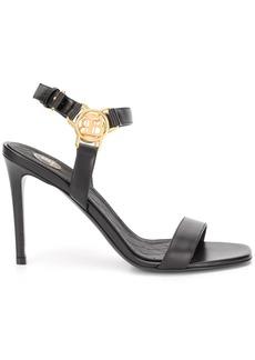 Balmain 105mm logo sandals