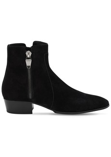 Balmain Anthos Suede Boots