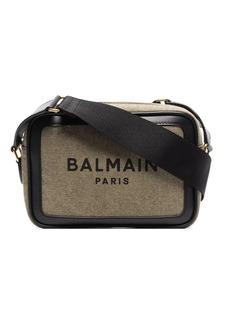 Balmain B-Army 22 canvas crossbody bag