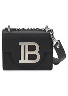 Balmain B-bag 18 Leather Shoulder Bag