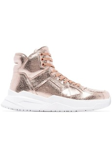 Balmain B-Ball high-top sneakers