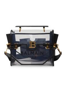 Balmain B-Buzz PVC Satchel