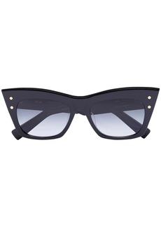 Balmain B-II cat eye sunglasses