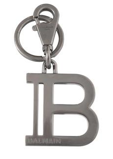 Balmain B Logo Key Ring