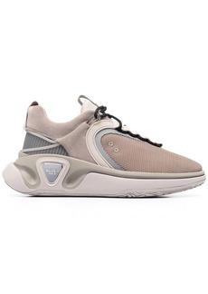 Balmain B-runner mesh lace-up sneakers