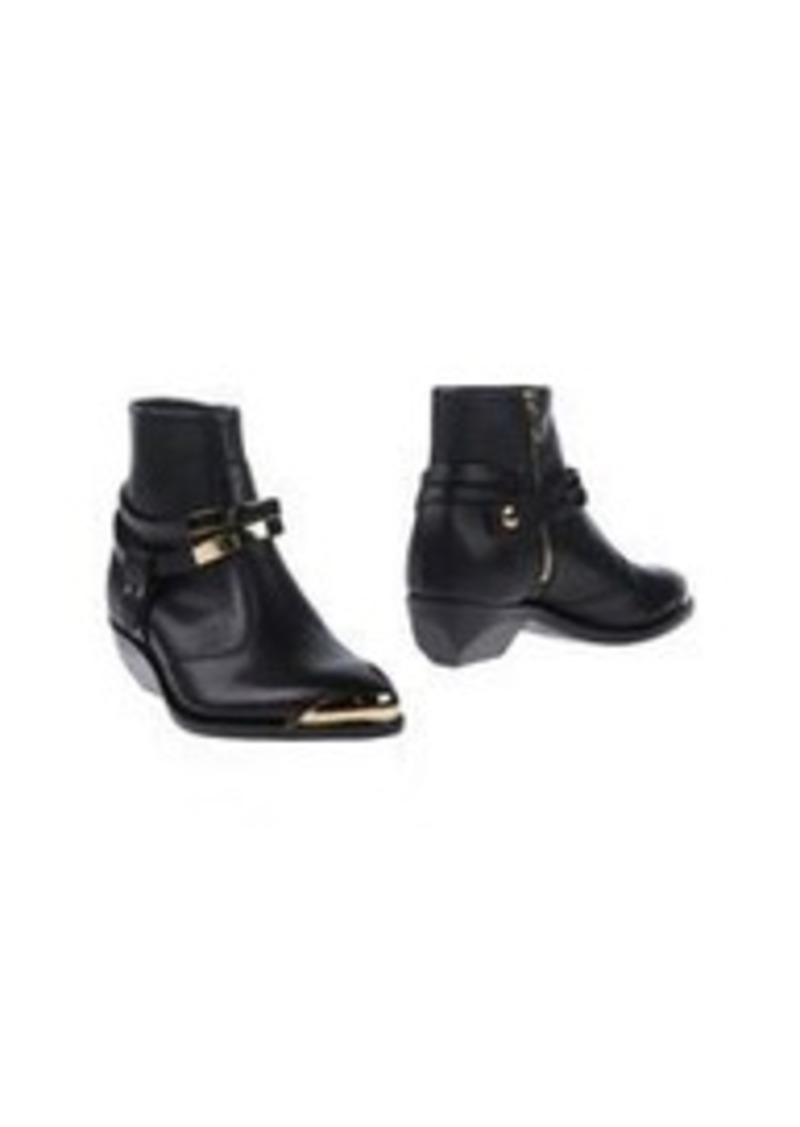 BALMAIN - Ankle boot