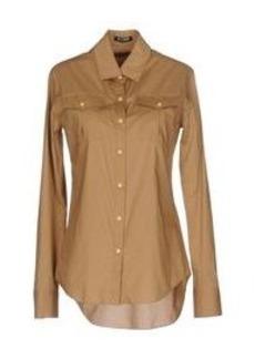 BALMAIN - Solid color shirts & blouses
