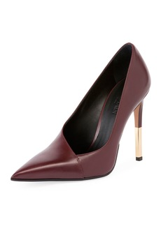 Balmain Agnes 100mm Asymmetric Pump