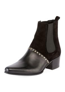 Balmain Artemisia Studded Chelsea Boot