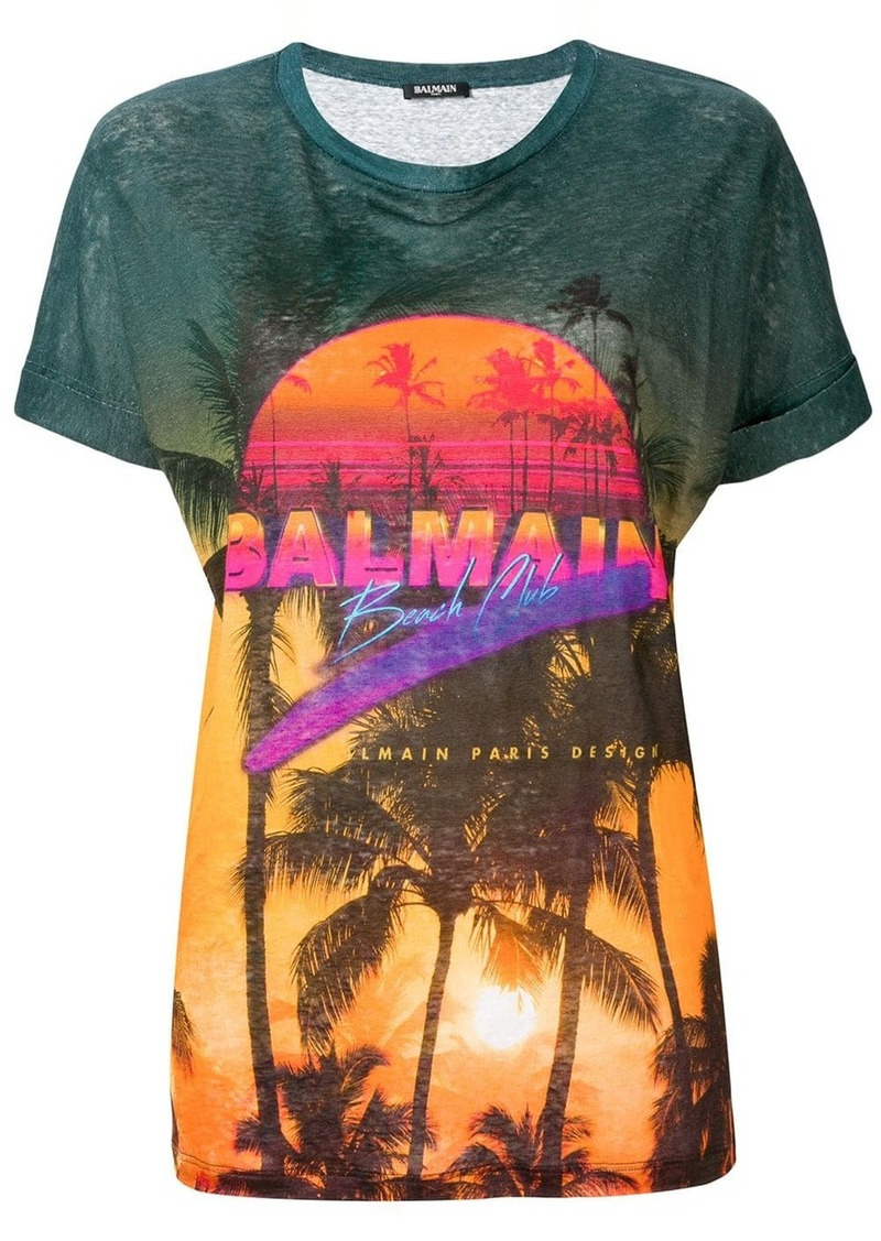 Balmain Beach Club T-shirt