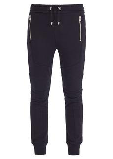 Balmain Biker track pants