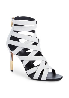 Balmain Caged Sandal (Women)