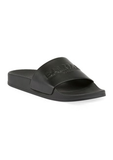 Balmain Calypso One-Band Pool Slide