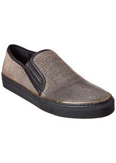 Balmain Leather Sneaker