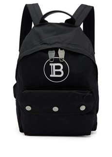 Balmain Logo-print technical backpack